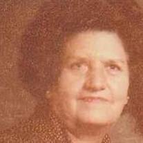 Josefina Elenora Montes Navarrete