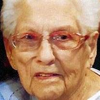 Ruth Estella (Myers) Calabro