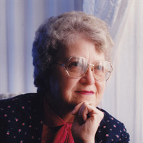Betty LuDean Wells Prentice