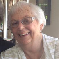 Frances Favre (nee Molasso)