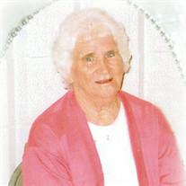 Mamie Virginia Cradic