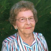 Clara Evelyn Larson Miller