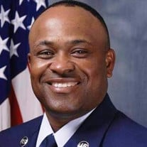 "MSgt. Darius ""D.J."" Johnson"