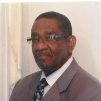 Bishop Roy Rogers Johnson