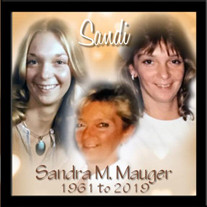 Sandra M. Mauger