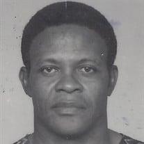 Mr Eric Ralph Anderson