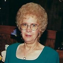 Gloria Dean Myers (Seymour)