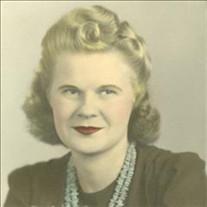 Connie Ruth Carter