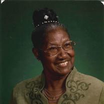 Arthalia Marie Walker James
