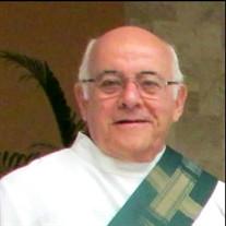 "Deacon Francis J. ""Frank"" Camacho"