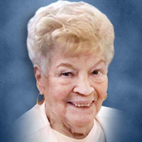 Mrs. Joyce Bray Minish