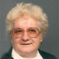 """Margaret """"Mutsie"""" Elizabeth Sovich Dobbs"""