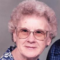 """Ella """"Irene"""" (Lankford) Davis"""