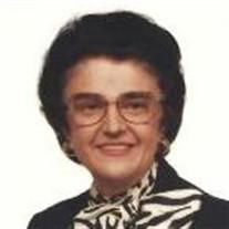 Doris  Maxine Groves May
