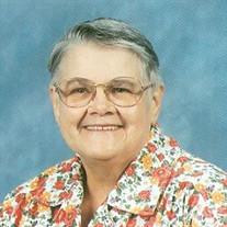 Evelyn Mae Hess