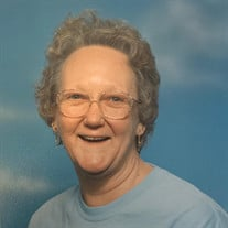 Peggy Ann Thornton  Thurber