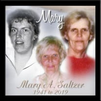 Mary A. Saltzer