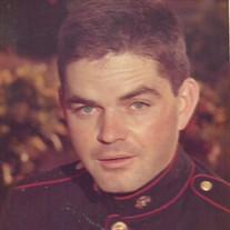 Bennie Joe Robertson of Ramer, TN