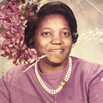 Sis. Ruthie Mae Lampley-Jackson