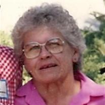 "Ethel  ""Nadine"" Bartow"