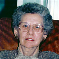 Mrs. Ruth Greene Montgomery