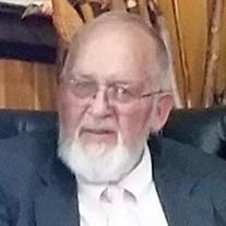 """Rev. Dr. Allan """"Mike"""" Eugene McFadden Jr."""