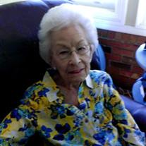 Mrs. LaRue Payne Clifton