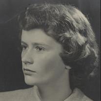 Betty Jeanne Valentine