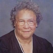 Queenie V. Townes