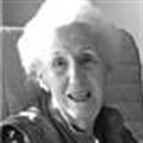 Margaret Cowley