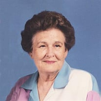 Geneva Tucker Bell of Henderson, TN