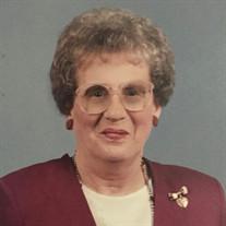 Frances Irene Shuler Rentz
