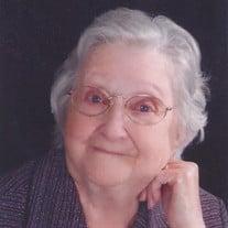 Mrs. Edna Lee McCormick Dickson