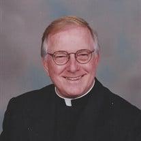 """Rev. Robert Casper """"Cass"""" Volpert"""