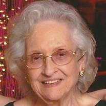 Mary Ruth Lanier