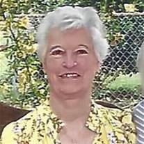 """Mrs. Margaret """"Peggy"""" Walchshauser"""