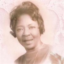 Mrs. Irene Colbert