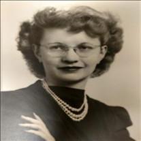 Winifred Vaudine Dean