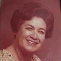 """Mrs. Ophelia """"Faye"""" Arevalo Caballero"""