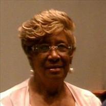 Alma Doris Woods