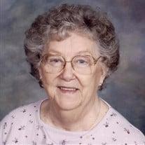 Mrs. Winfred Gloria Walters