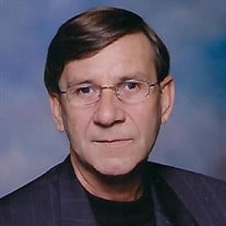 Dr. Ronald D. Metcalf, Sr. (Seymour)
