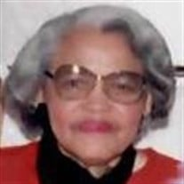 Mrs. Mary A. Bennett
