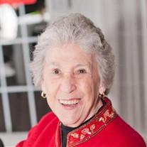 Mrs. Charlotte J. Pattison