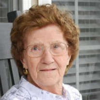 Blanche Alberta Bish