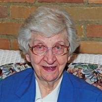 SISTER MARIA ANNE PALKOVICS