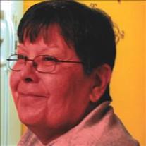 Patsy Ruth Clark