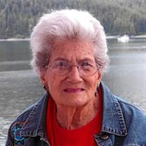 Violet  McClanahan