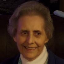 Alma Mahaffey Medlin