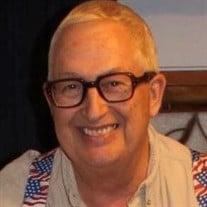 CMSgt. Peter Leland Dunbar, USAF (Ret)